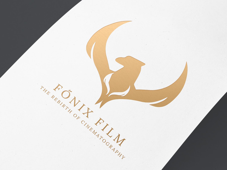 Arculattervezés, logótervezés Főnixfilm