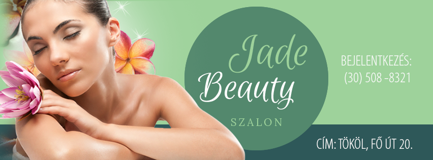 Jade Beauty Facebook megjelenés frissítés